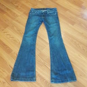 Frankie b flare jeans
